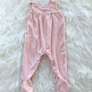 NWOT!! Soft Pink Baby Footsie!